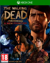 The Walking Dead: The Telltale Series - A New Frontier