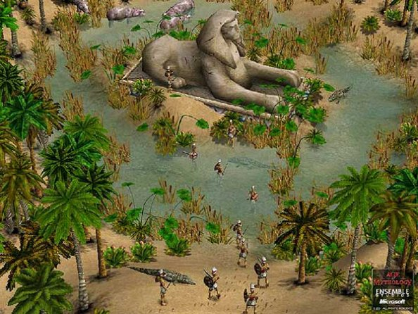 Definitive Edition zu Age of Mythology erscheint nicht unrealistisch