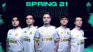 MAD Lions are the LEC 2021 Spring Champions