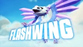 Skylanders Giants - Meet The Skylanders: Flashwing Trailer